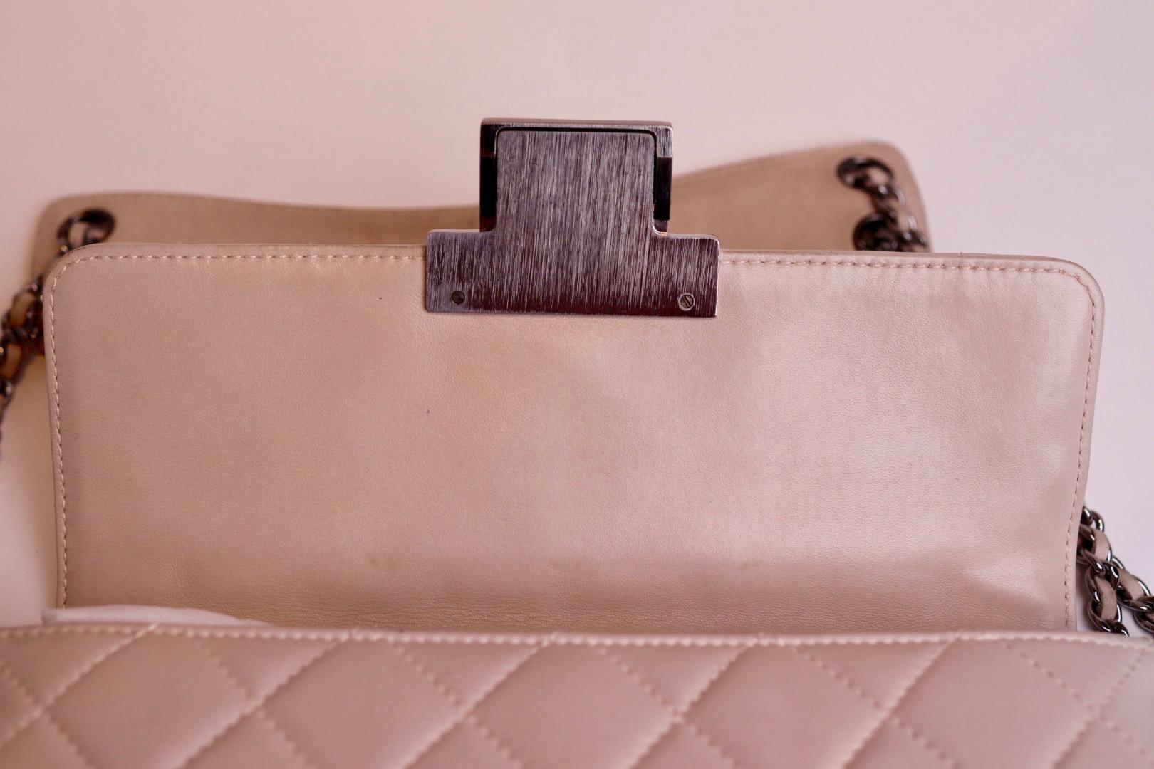 QUILTED HYBRID PUSH LOCK BAG – Ma Vintage